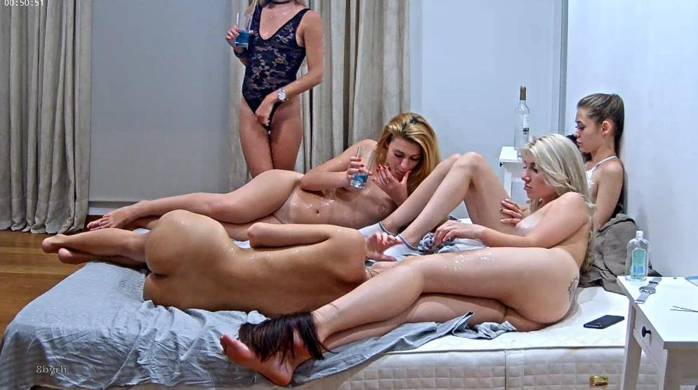 Reallifecam Anita, Sandra, Lilly, Oksi, Dalla, Salma and Daisy Naked