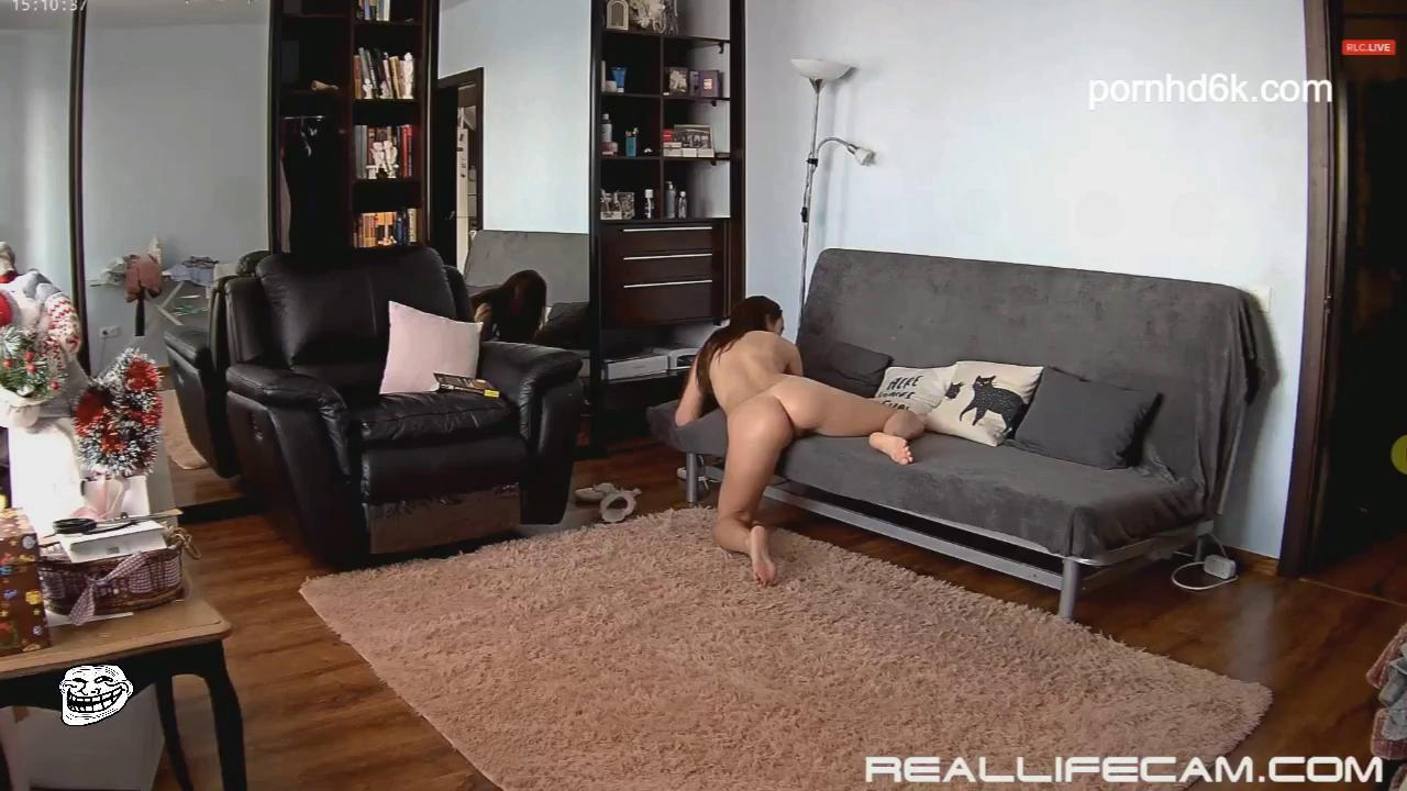 RealLifeCam Leora Masturbation 12/07/2017 Teenage Masturbation