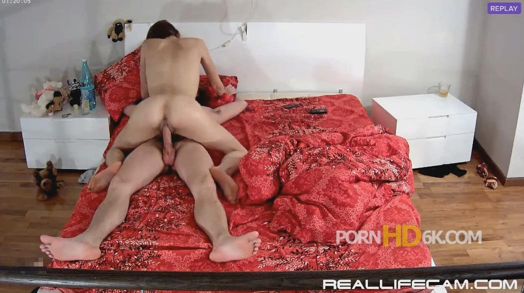 Anabel and Efim Young Babe Suck and Riding Hardcore Sex Part 2 at RealLifeCam