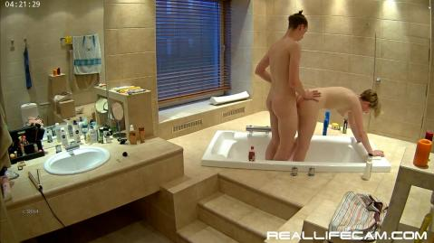 RLC Horny Guest Sex in Bath