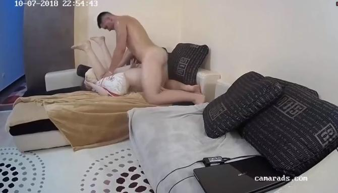 2018 HD Camarads Horny Young Couple DEEP HARDCORE Fucking